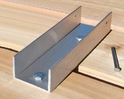 Quick Release Bracket - Dock Ladder