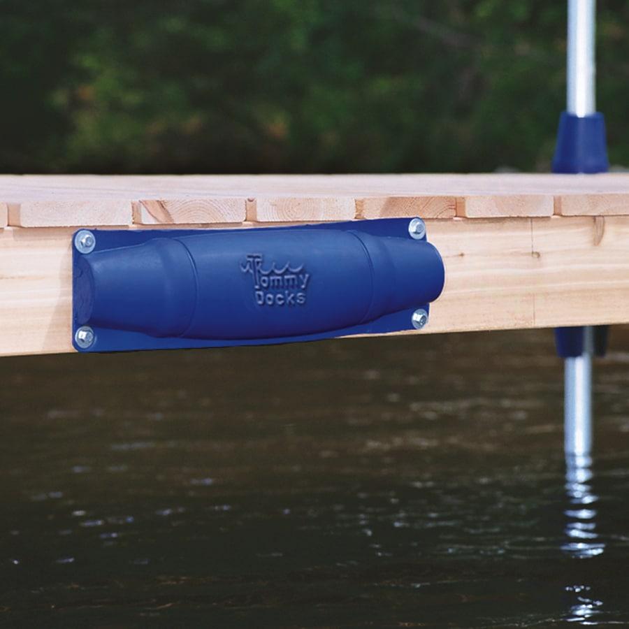 Tommy Docks Straight Dock Bumper - Blue
