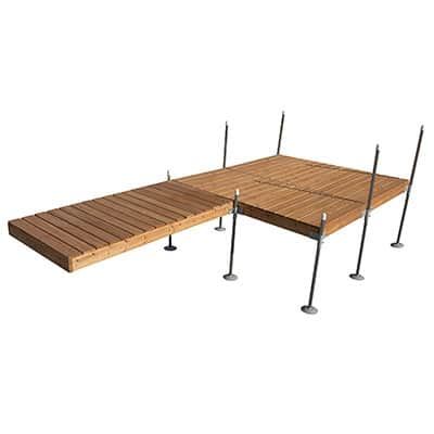 16' platform dock assembly kit