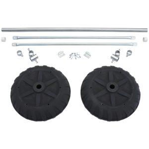 Roll-In Dock Wheel Kit