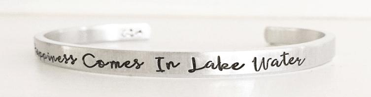 Lake Bracelet