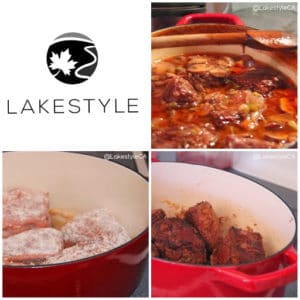 Short Rib Bourguignon Recipe from Lakestyle
