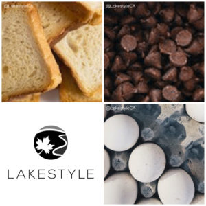 Slow Cooker Chocolate Bread Pudding Recipe from Lakestyle
