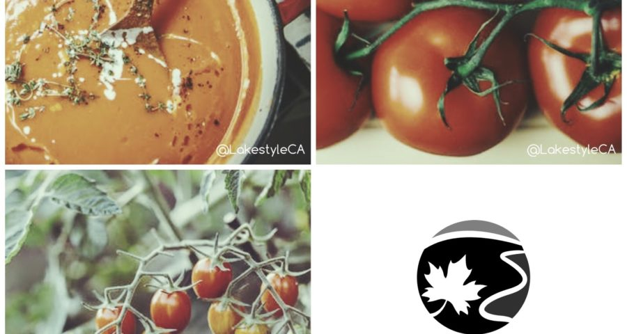 Creamy Tomato Soup Recipe from Lakestyle